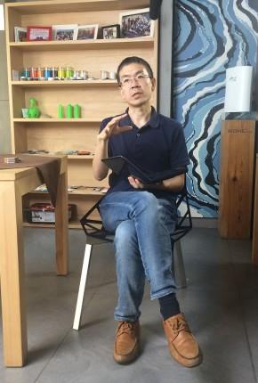 Jackie Yi explaining 'shanzhai'