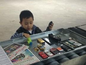 Exploring 'shanhai' at Unidentified Acts of Design