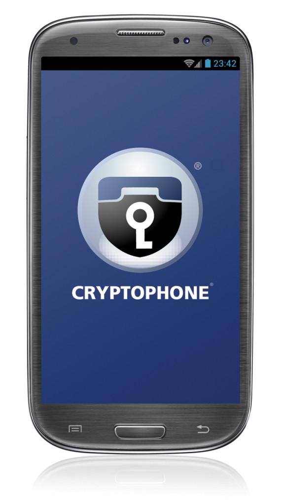 Cryptophone 500, GSMK, 2014. Courtesy GSMK Gesellschaft für Sichere Mobile Kommunikation mbH