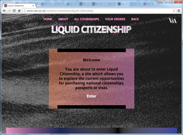 Liquid Citizenship