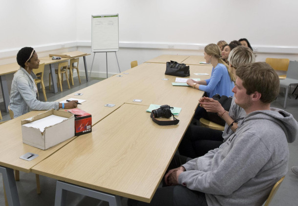 Creative Campaigning Workshop