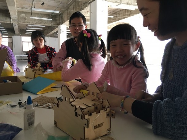 V&A Family Fun Drop-in Workshop with Chaihuo