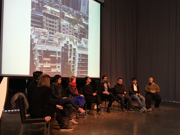 Unidentified Acts of Design Panel Discussion