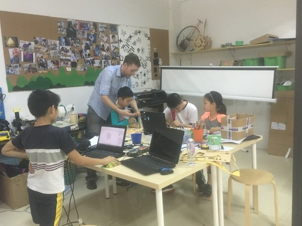 Litchee Lab Makerspace